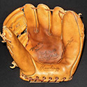 Mickey Mantle Personal Model Glove